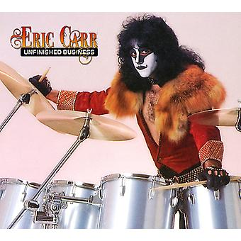 Eric Carr - Unfinished Business [CD] USA import