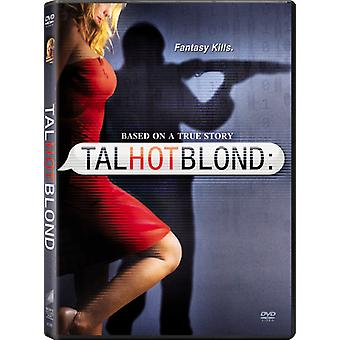 Talhotblond [DVD] USA tuonti