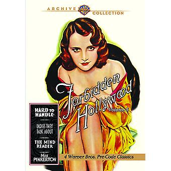 Verbotene Hollywood Collection: Bd. 5 [DVD] USA importieren