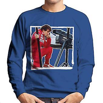 モータースポーツイメージアリンプロストF1世界選手権メン&アポス;sスウェットシャツ