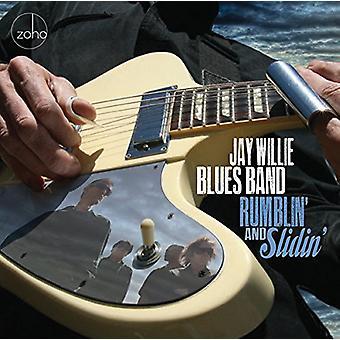 Jay Willie - Rumblin & Slidin [CD] USA import