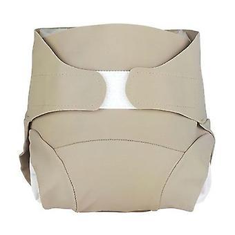 Washable diaper - Test kit (beige) - Size L (9 - 17 kg) 1 unit (L)