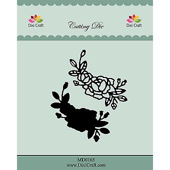 Dixi Craft Roses with Outline 4 Dies