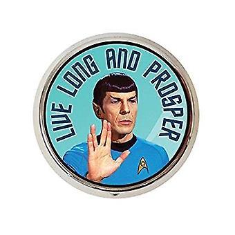 Pill Box - Spock - Medicine Case Nieuw 4377