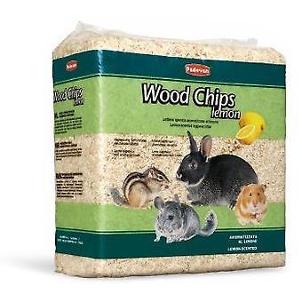 Padovan Wood Chips, Lemon (Small pets , Bedding)