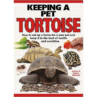 Interpet Keeping A Pet Tortoise (Manual)