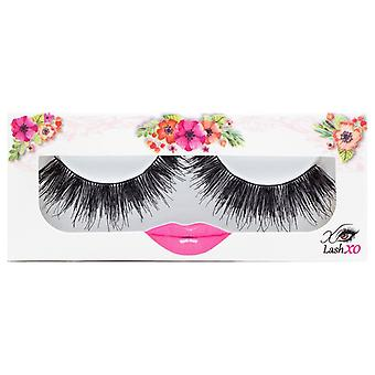Lash XO Premium False Eyelashes - Chika - Natural yet Elongated Lashes