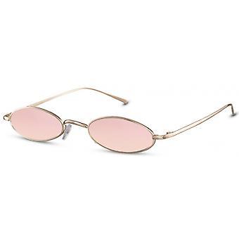 Sunglasses Unisex gold/pink (CWI2310)