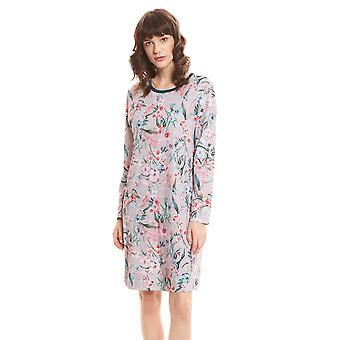 Rösch be happy! 1202105-16353 Women's Multicolor Flowers Nightdress