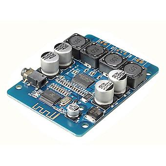 Bluetooth Digital Power Amplifier Board 2x30w Stereo Audio 8-26v Dc H2-001