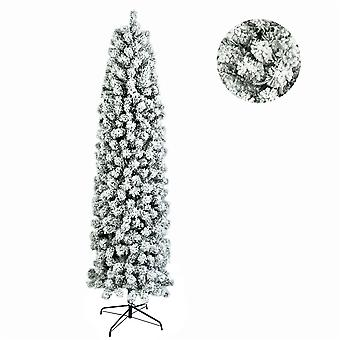Homemiyn 7.5ft Christmas Tree Pvc Material With Metal Base