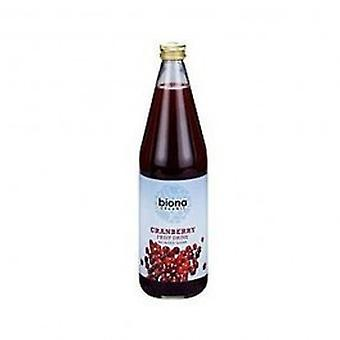 Biona - Organic Cranberry Drink 750ml
