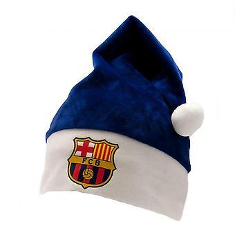 FC Barcelona Joulupukin hattu