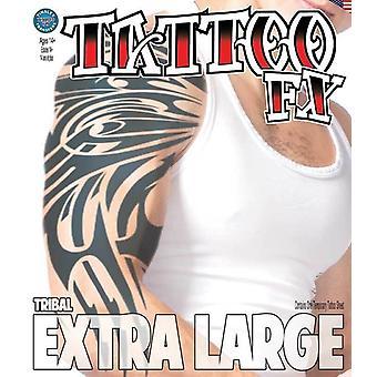 Tinsley Transfers Extra Large Tattoos (Tribal)