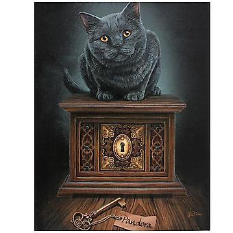 Lisa Parker Pandoras Box Canvas