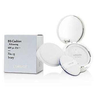 BB Cushion Foundation (Whitening) SPF 50 With Extra Refill - # No. 13 Ivory 2x15g or 0.5oz