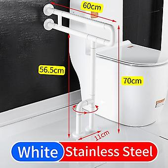 Toilet Handrails Support Stainless Steel Safety Handrails Grab Bars For Elderly Grab Bar