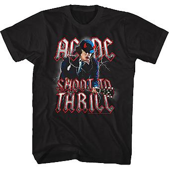 ACDC Shoot To Thrill Shirt