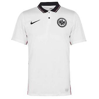 2020-2021 Eintracht Frankfurt Away Skjorte