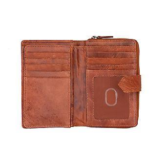 Primehide Large Leather Womens Purse RFID Blocking Card Wallet 3602 Ladies