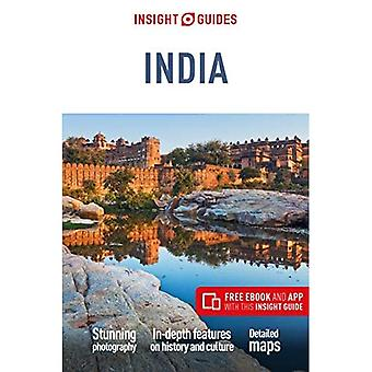Insight Guides India (Travel Guide with Free eBook) (Insight Guides)