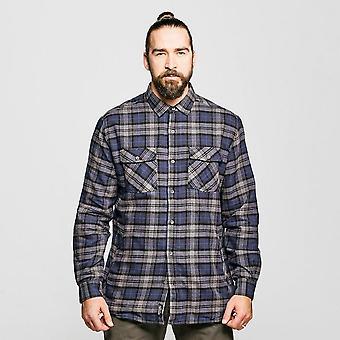 Neue Regatta Männer's Tavior Fleece gefüttert Shirt grau