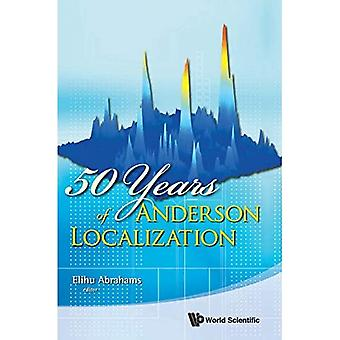 50 Years of Anderson Localization