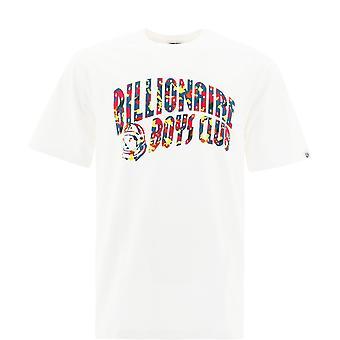 Billionaire B20361white Men's White Cotton T-shirt
