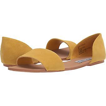 Steve Madden vrouwen ' s Corey platte sandaal