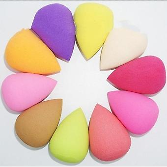 Multi Color Makeup Sponge Puff Base - Cosmetic Sponge Puff Smooth Soft For Make