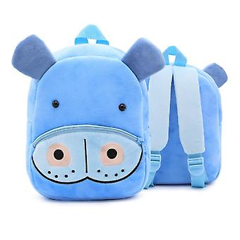Animal Plush Backpacks Kindergarten School Traveling Bag