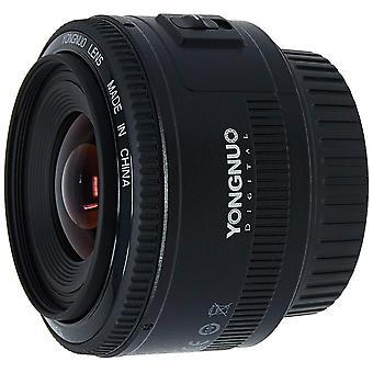 Yongnuo yn35mm φακός για φωτογραφική μηχανή canon DSLR