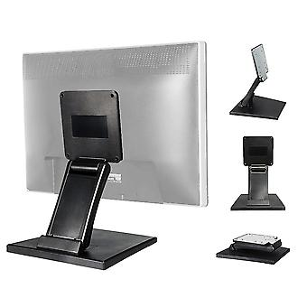 Desktop Monitor Holder Lcd Led Folding Display Touch Screen Stand Mount Bracket