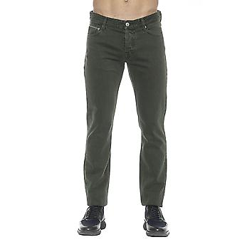 Men's Green Care Label Jeans
