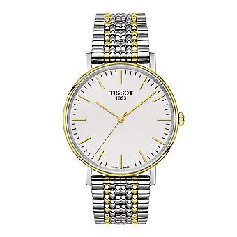Tissot T1094102203100 Everytime Medium Gold & Silver Stainless Steel Men's Watch
