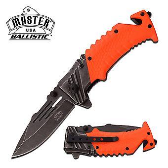 MASTER - A028OR - Folding Knife