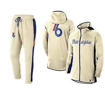 Philadelphia 76ers Basketball Sportswear Outfit Sets TZ001