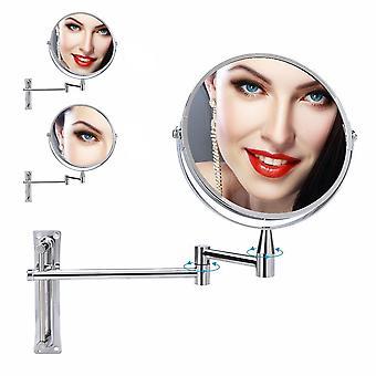 Vægmonteret Makeup Spejl