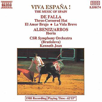 Viva Espana! - Viva Esp Na!: The Music of Spain [CD] USA import