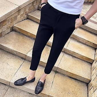 الربيع الصيف الرجال دعوى السراويل Fashiontrousers