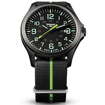 Mens Watch Traser H3 107426, Quartz, 42mm, 10ATM