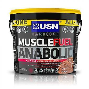 USN Muscle Fuel Anabolic Chocolate 4000 gr