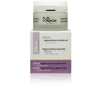Roca Cosmetics Regenerating Cream to Royal Jelly and Gold 50 ml