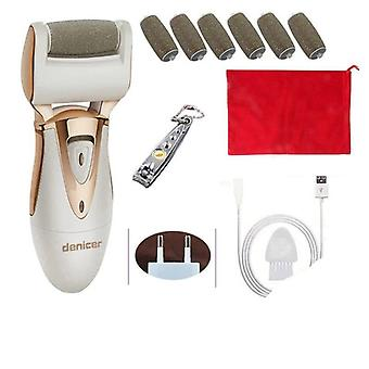 Electric Foot Care Pedicure Product Callus Remover