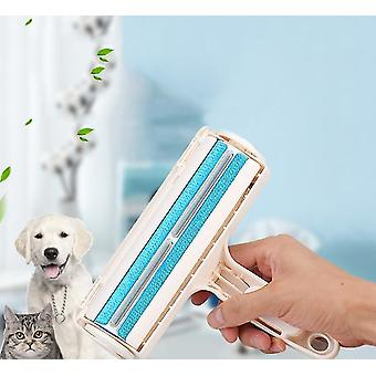 Pet Hair Remover For Furniture Bed, Reusable Dog Hair Remover Roller For Dog Cat