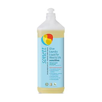 Vaskemiddel til oliven og neutral silke 1 L