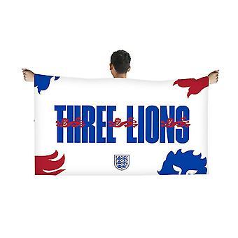 England FA Unisex Adult Flag Cape