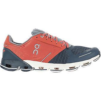 On Men Cloudflyer Running Shoe