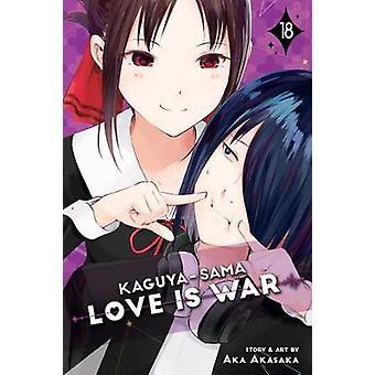 Kaguyasama Love Is War Vol 18 Volume 18