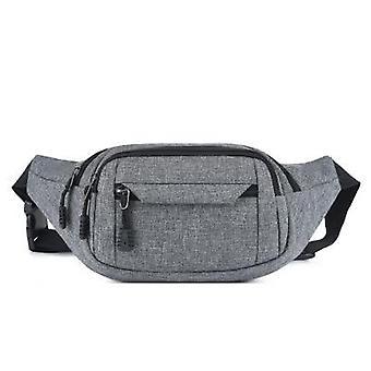 Chest Bag Nylon Waist / Belt Bag / Colorful Bum Bag Travel Purse